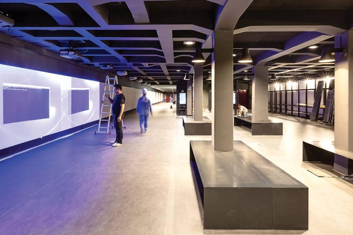 Museu da Língua Portuguesa reabre as portas para visita guiada