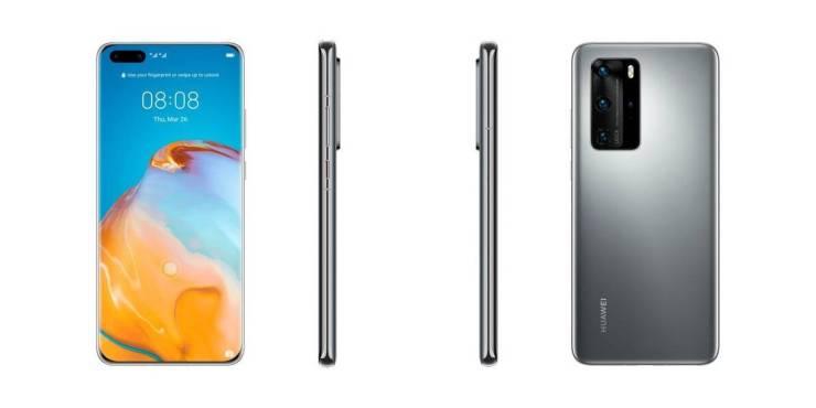 Huawei P40: se filtra material de prensa y la versión Premium tendría dos telefotos