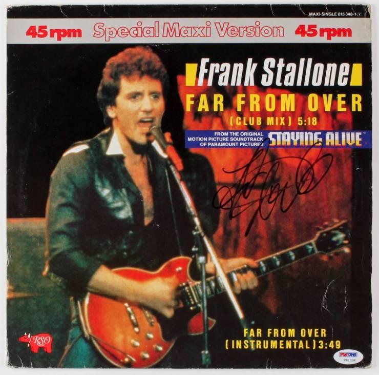 ¿Conoces el talento musical del hermano de Sylvester Stallone? Repasamos la carrera de Frank Stallone en Flashbacks de Mundo Bizarro