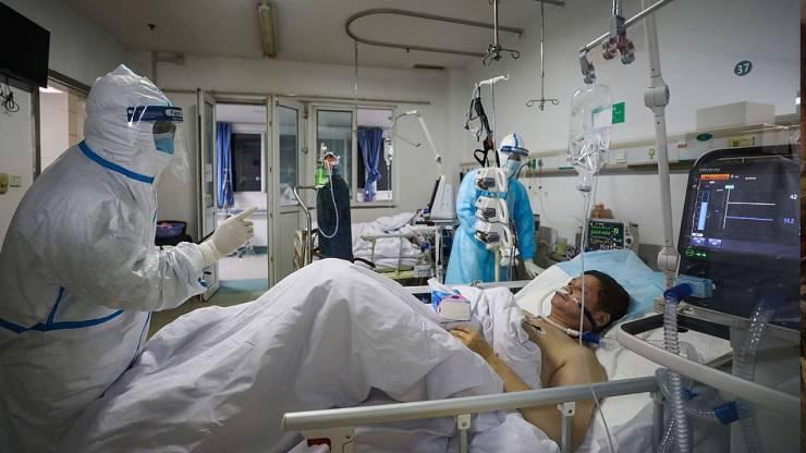 Coronavirus accidentes cerebrovasculares
