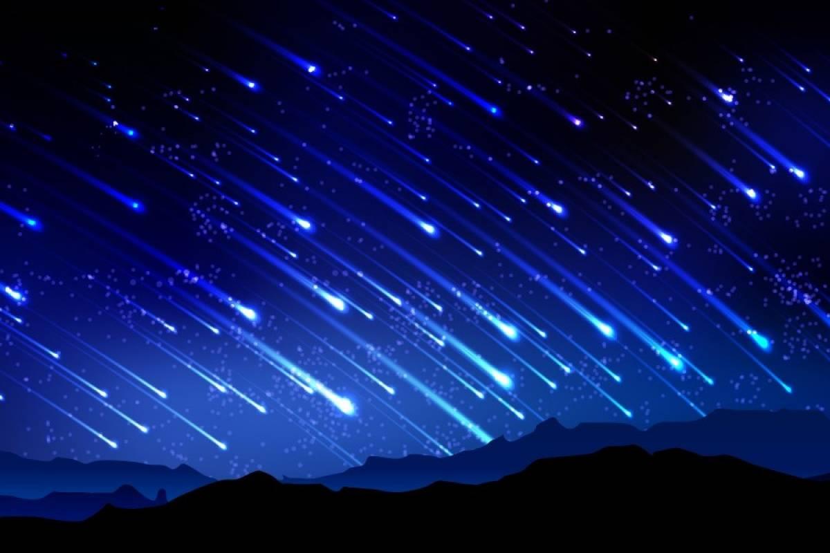 ¡Llegan las Gemínidas!: la lluvia de estrellas más espectacular del año