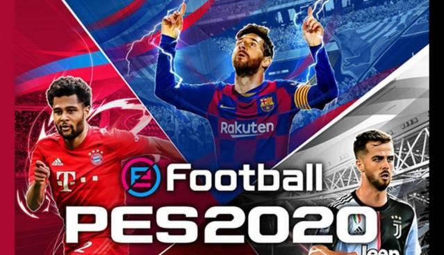 PES 2021 actualización