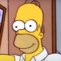 Los Simpson: una piedra que se parece a Homero está siendo la sensación en Bolivia