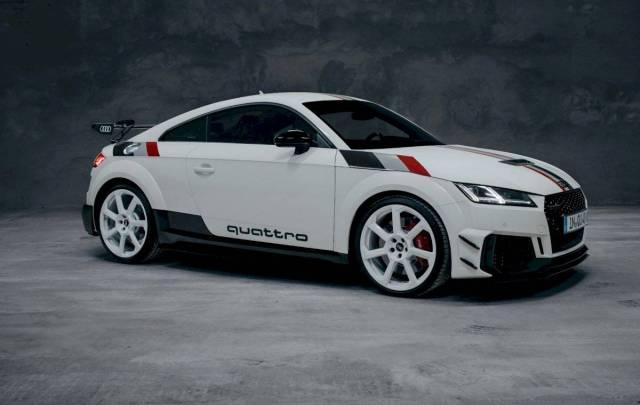 Audi celebra 40 años de quattro con esta edición limitada