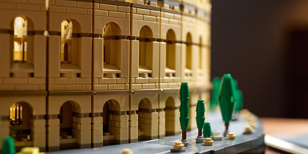LEGO Colosseum (10276) es el set más grande de la historia con más de 9 mil piezas