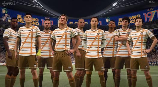 FIFA 21 El Chavo del 8