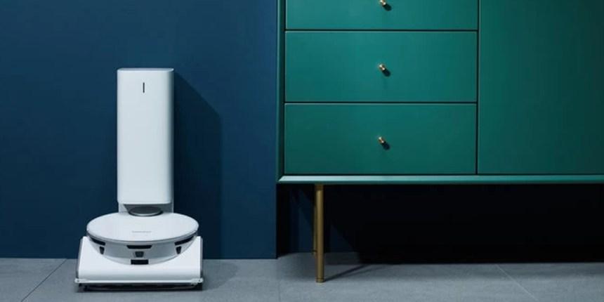 Samsung JetBot 90 AI es un robot aspiradora genial que va contra Roomba