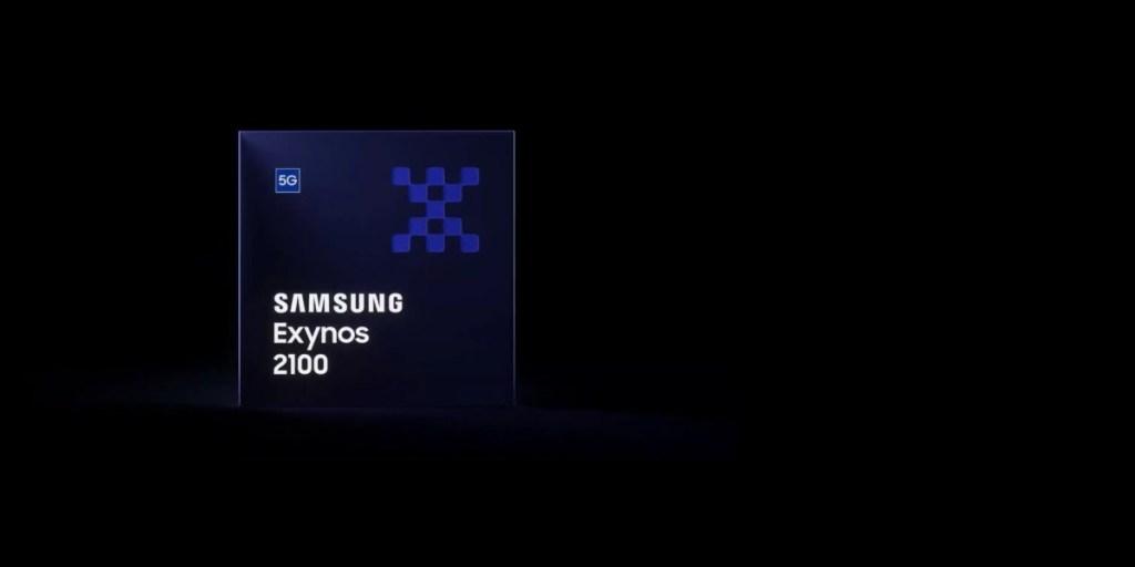 Samsung presenta su nuevo procesador Exynos 2100: Qualcomm tiene problemas