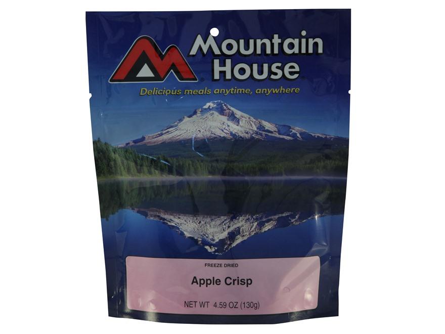 Mountain House Apple Crisps Freeze Dried Food 4.59oz