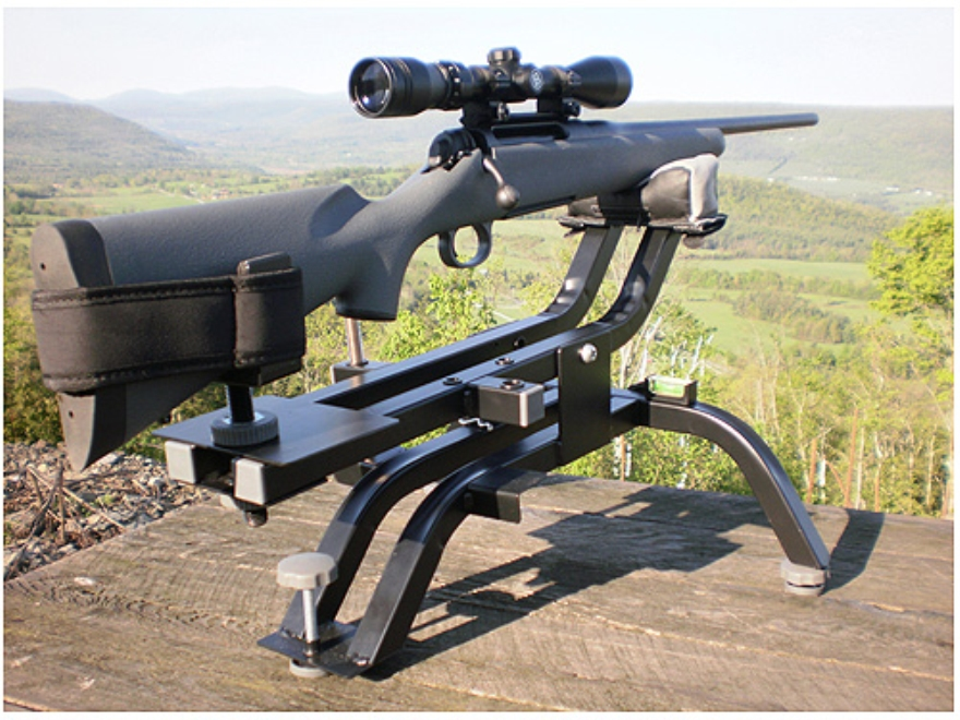 Hyskore Black Gun Shooting Rest Mpn 30105