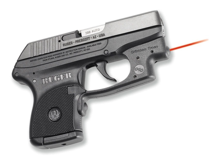 Crimson Trace Laserguard Ruger Lcp Polymer