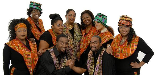 Gli Angels in Harlem Gospel Choir al Blue Note a Capodanno