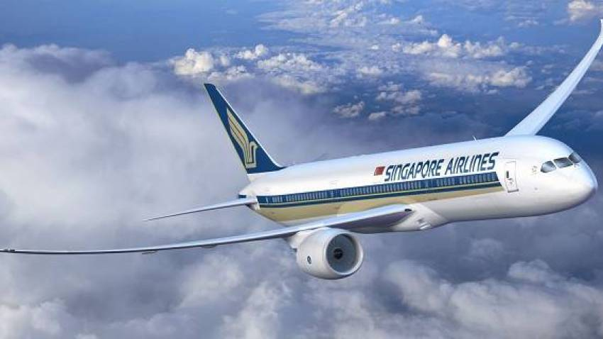 Eleganza gourmet a bordo della first class di Singapore Airlines