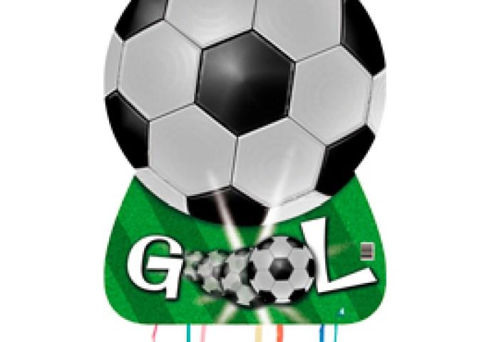 Decoración Fiestas Y Cumpleaños Fútbol 24 Hrs