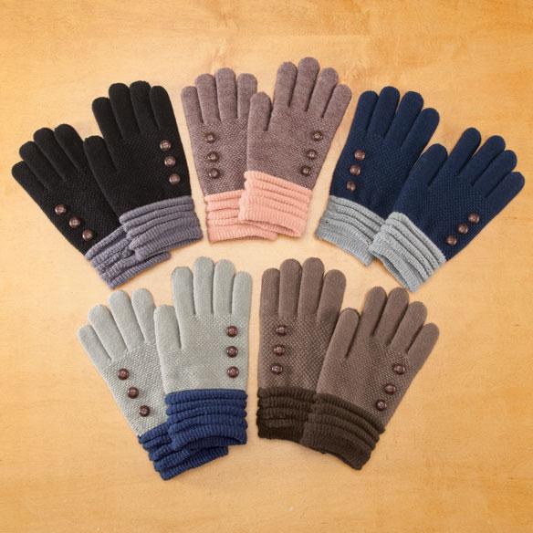 Britts Knits Gloves Warm Gloves Winter Gloves Miles