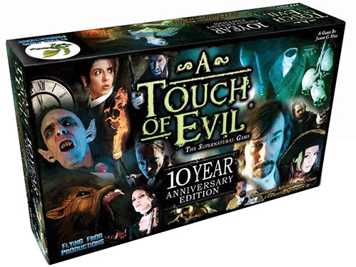 A Touch of Evil: 10 Year Anniversary Limited Deluxe Edition