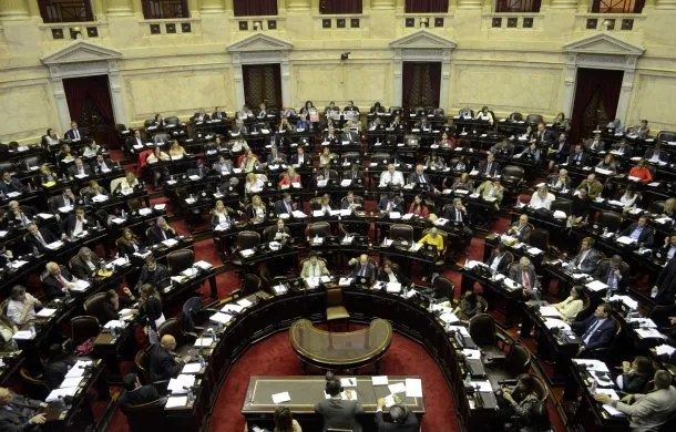 Sesión de Diputados del 13 de septiembre
