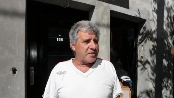 Pedro Reyes, padre de una de las víctimas