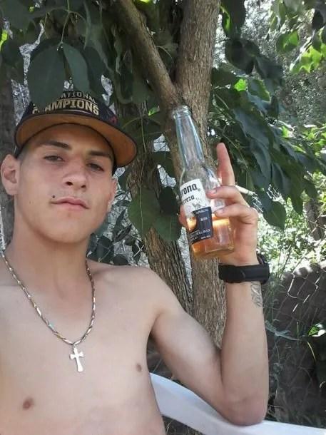 Leonel Cabral está acusado de haber prendido fuego a su novia, después de una discusión.
