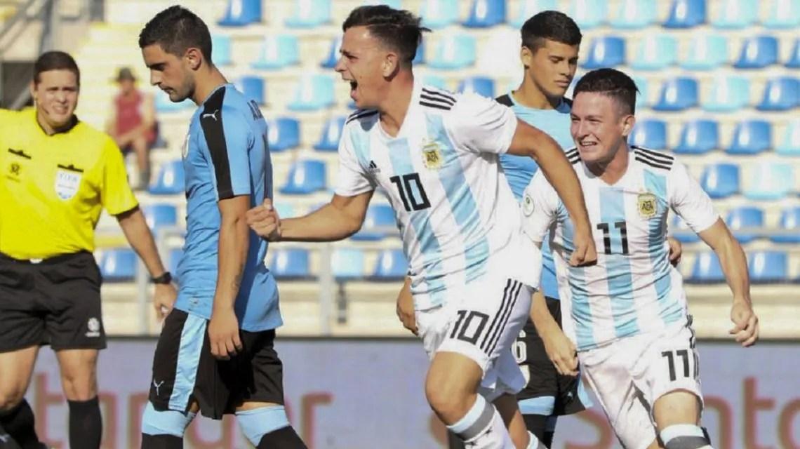 Gonzalo Maroni y Aníbal Moreno marcaron los goles