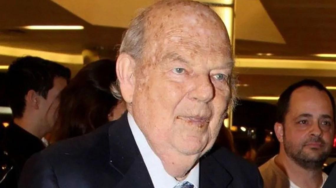 Murió Bartolomé Mitre, director del diario La Nación