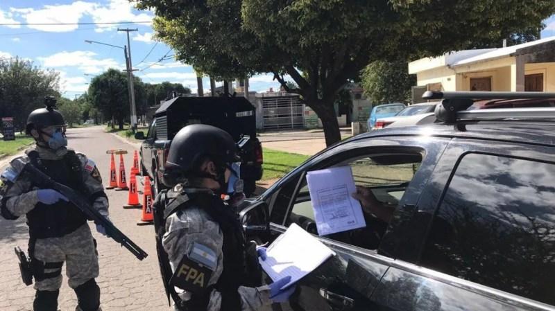 Córdoba: intentaron sobornar policías y quedaron detenidos