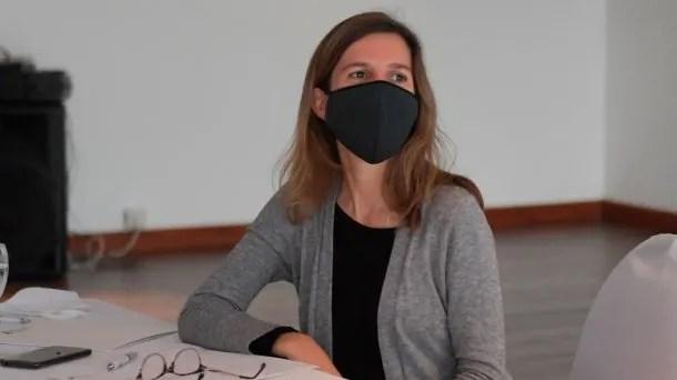María Fernanda Raverta es la titular de la ANSES