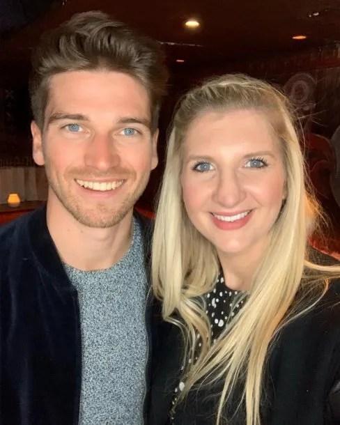 Reino Unido: Beccy Adlington y su actual novio, Andrew, invitaron al ex marido de ella a pasar la cuarentena en su casa