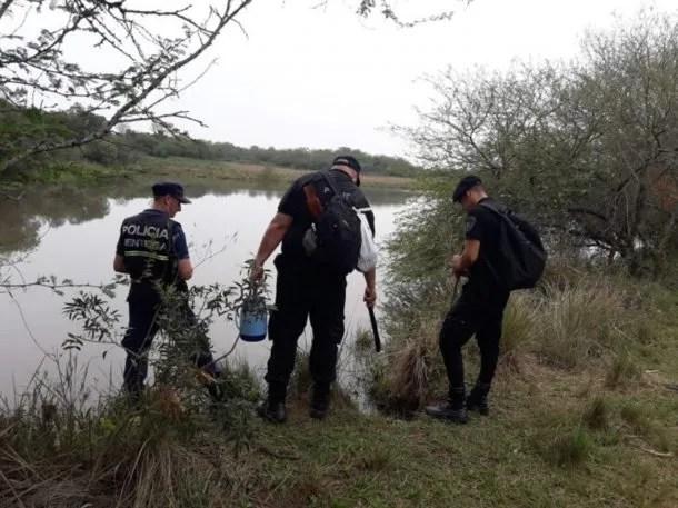 La policía de Misiones y otras fuerzas de Seguridad buscan al joven de 15 años