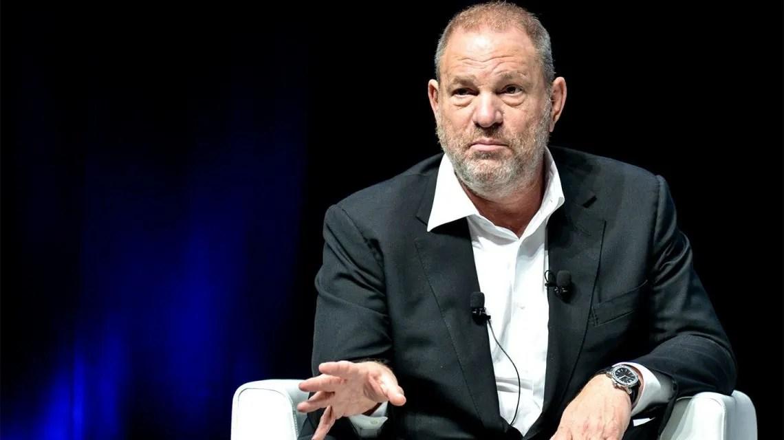Harvey Weinstein denunciado de acosador sexual