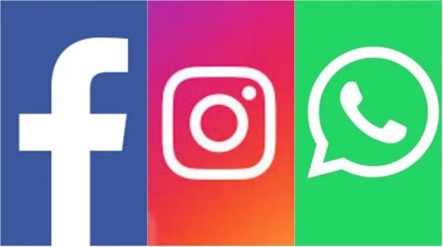 Qué pasa con Facebook, Instagram y WhatsApp