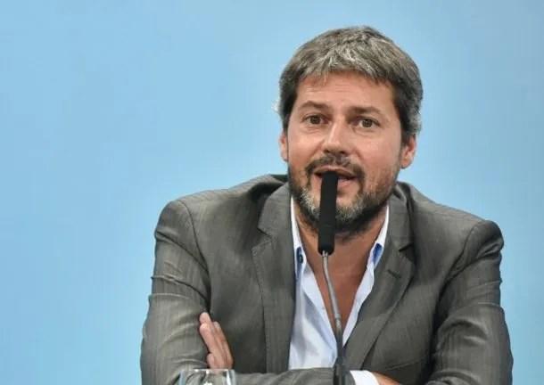 El ministro de Turismo y Deportes, Matías Lammens