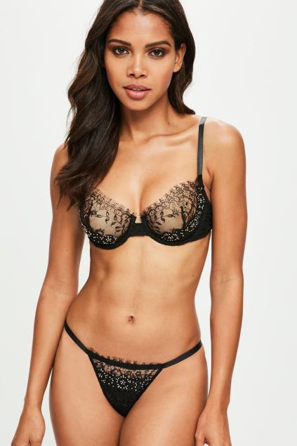 This is one of the best cute lace bras for Valentine's Day!