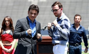 Chavez Jr % Andy Lee