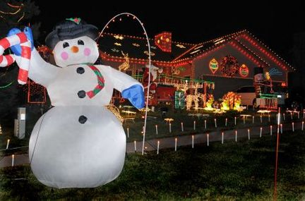 Christmas Lights Grand Rapids Mi