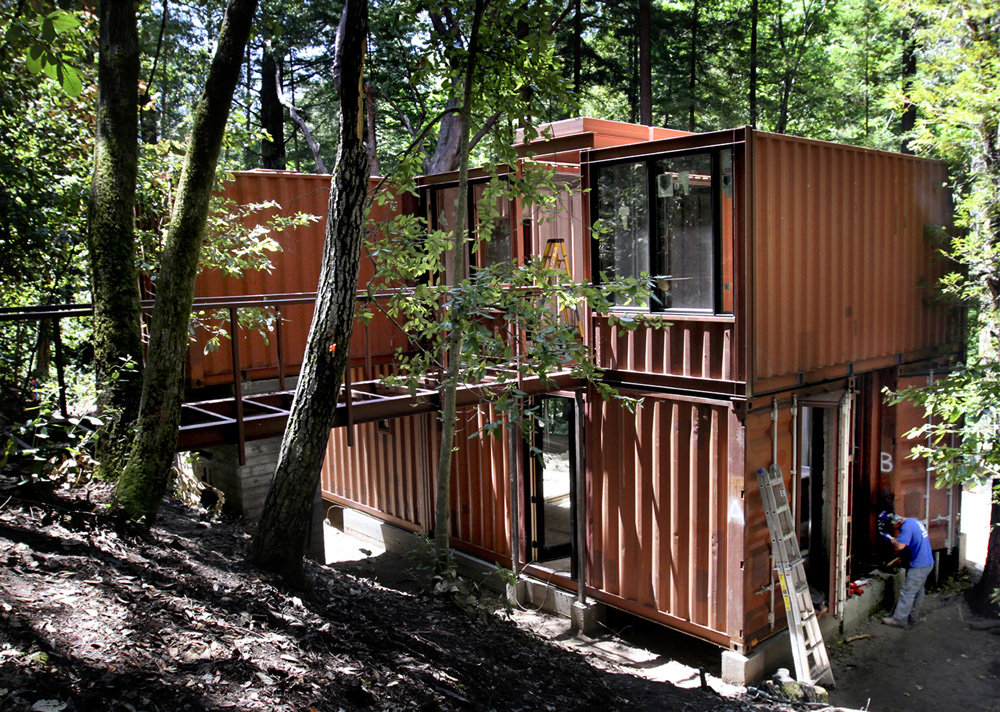 Cargo Container Houses Are Durable Attractive Alternative