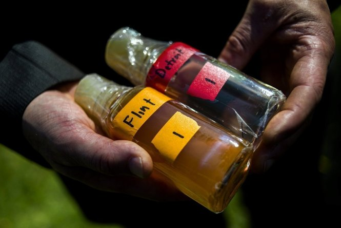 Michigan Cities Beyond Flint Have Concerning Lead Water Levels Data Shows Mlive