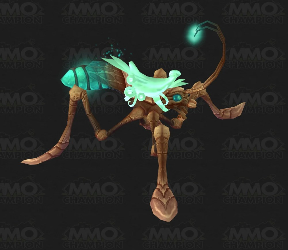 MoP: Mounts and pets (2/2)