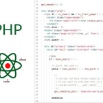 Graphic of WordPress Coding Language PHP