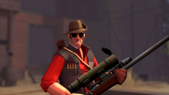 Magnum Force The Lost Tf2 Snipers Theme File