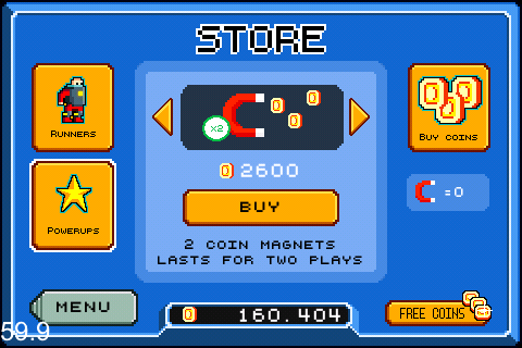 Super Bit Dash store