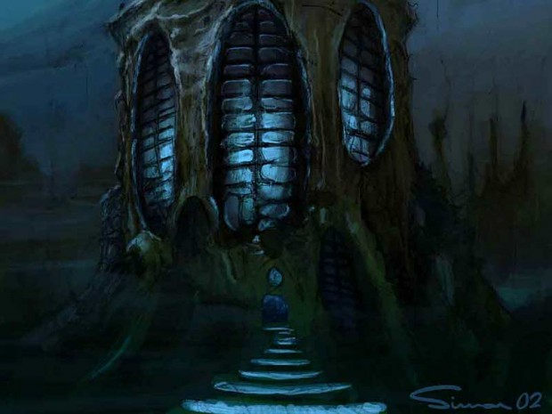 Dark Hp Art Lovecraft