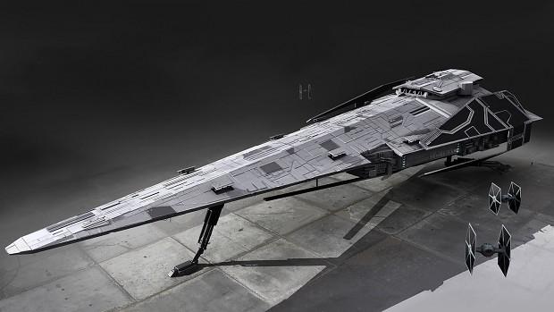 Order First Paint Tie Fighter Wars Star