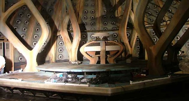 Tardis Interior 9 Amp 10 Image Moddb Doctor Who Fans