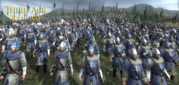 Gondor Archer Militia Image Third Age Total War Mod