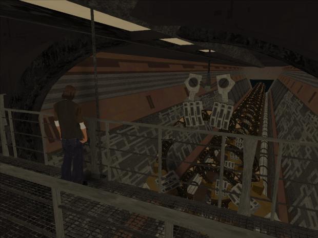 Seed Ship StarGates Factory WIP Image Mod DB