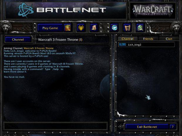 Warcraft IV The Edge Of Eternity