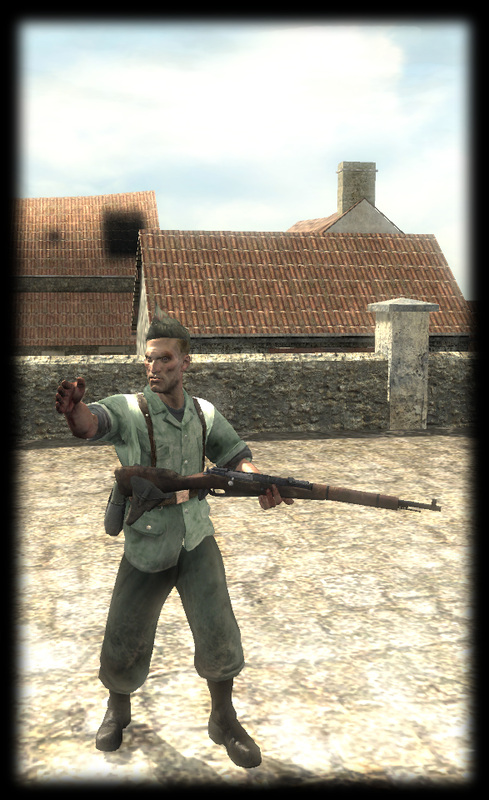 Soldiers Spanish Civil War Image Spain At War Mod For