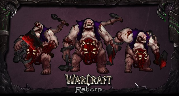 Abomination Image Warcraft 3 Reborn Mod For Warcraft