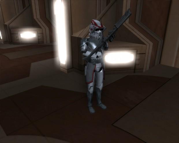 Clone Sergeant Hound Image Battlefront Ultimate Commander Mod For Star Wars Battlefront II